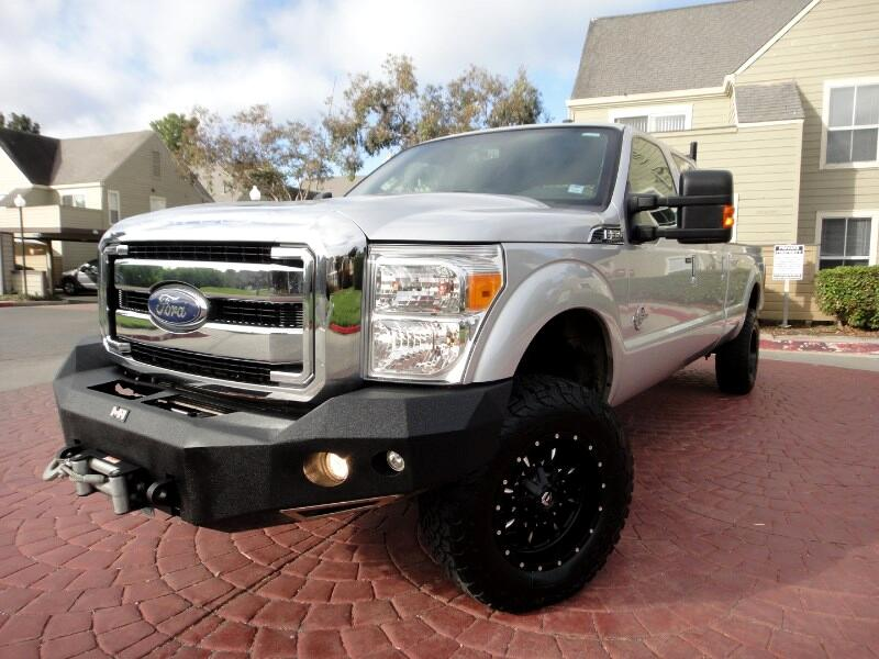 2013 Ford F-350 SD Lariat Crew Cab Long Bed 4WD