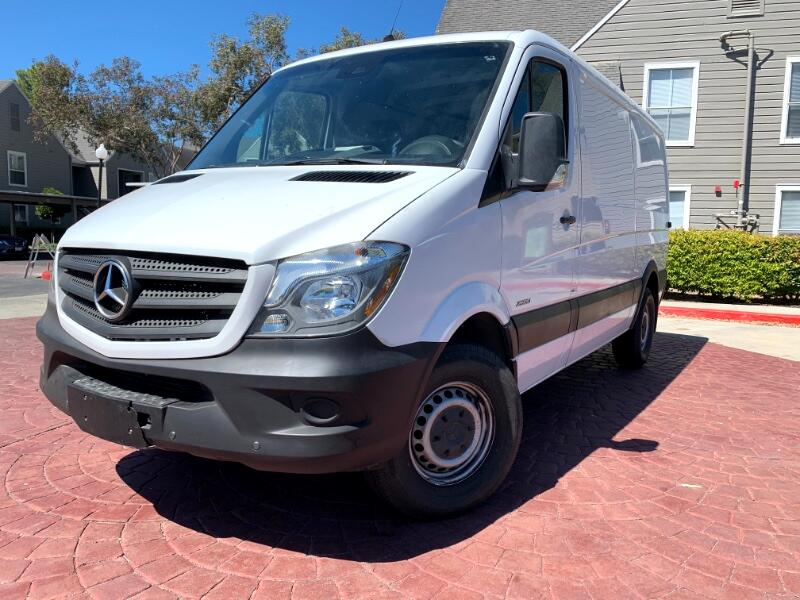 Mercedes-Benz Sprinter 2500 144-in. WB 2016