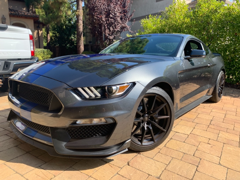 Ford Shelby GT350 Base 2018