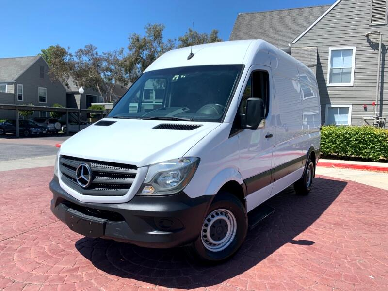 Mercedes-Benz Sprinter 2500 144-in. WB 2017