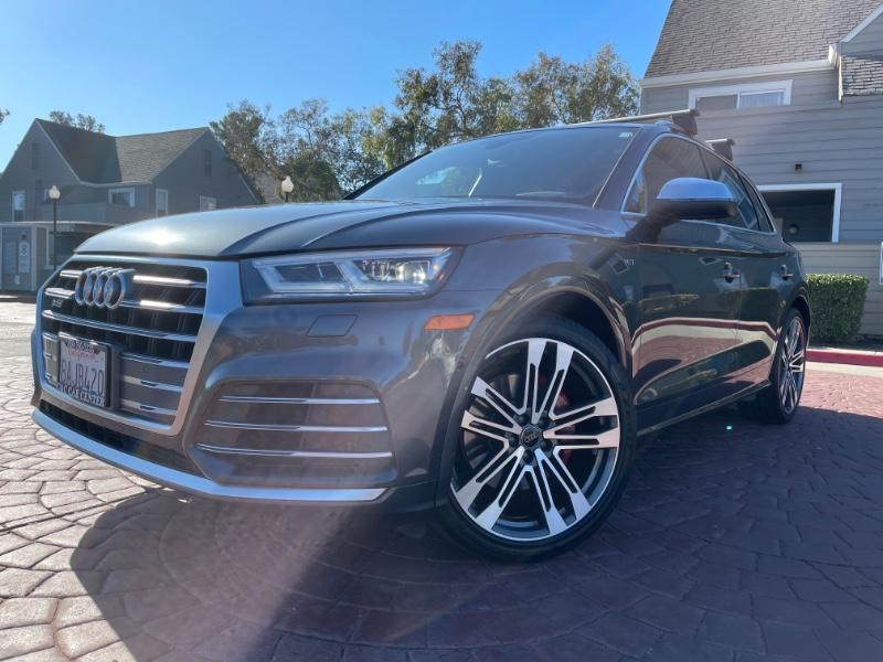 Audi SQ5 3.0T Premium Plus quattro 2018