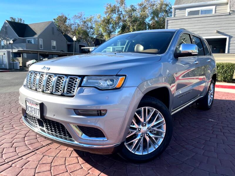 Jeep Grand Cherokee Summit 4WD 2018