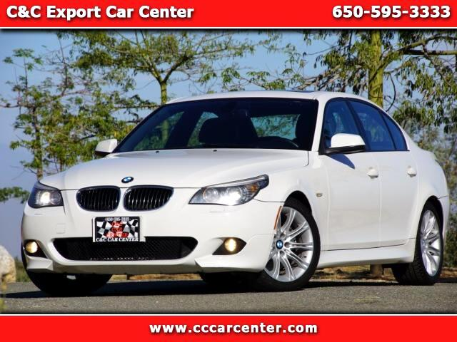 2010 BMW 5-Series 535I SPORT PKG , NAVIGATION