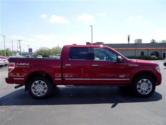 2014 Ford 150 Platinum