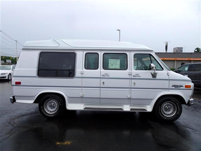 1993 Chevrolet Sport Van