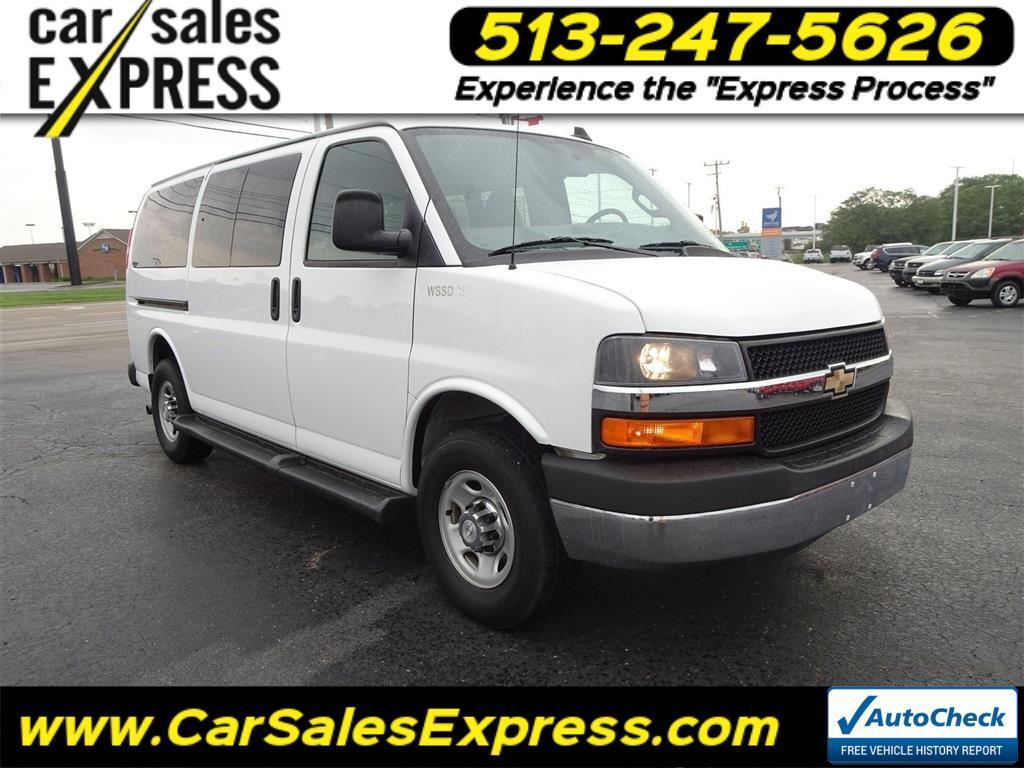 2016 Chevrolet Express LT