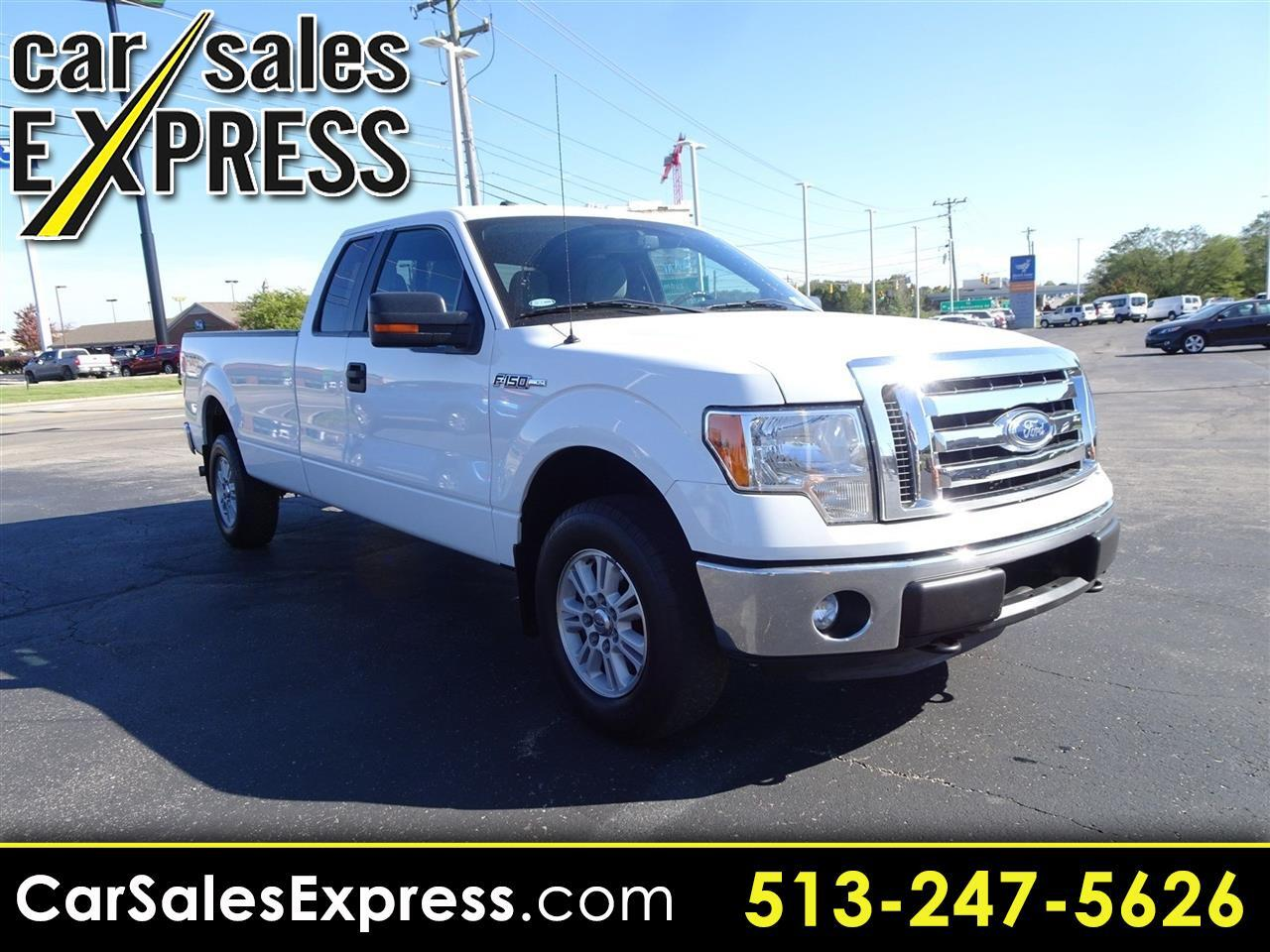 2012 Ford 150 XLT w/HD Payload Pkg