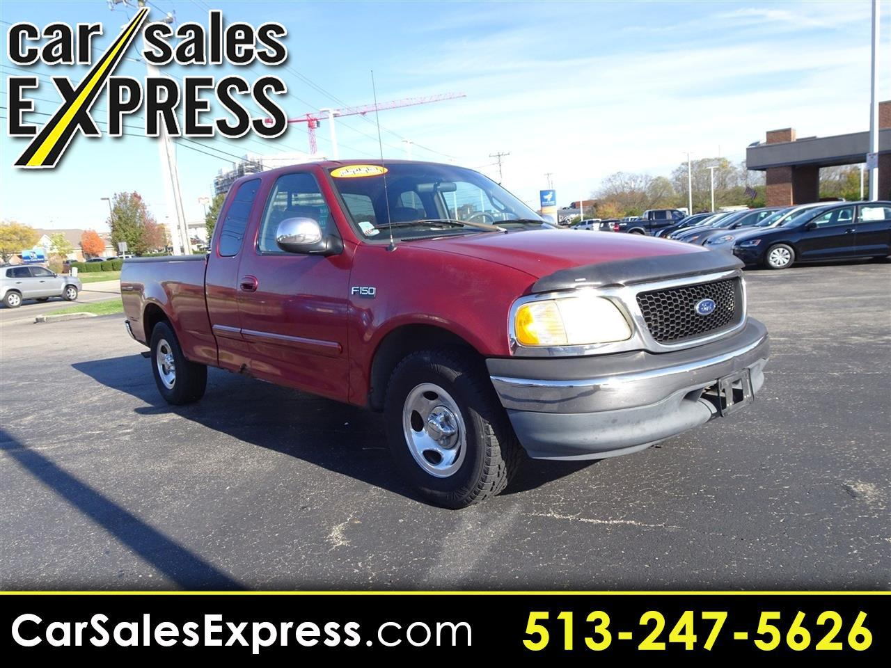 2001 Ford 150 XLT
