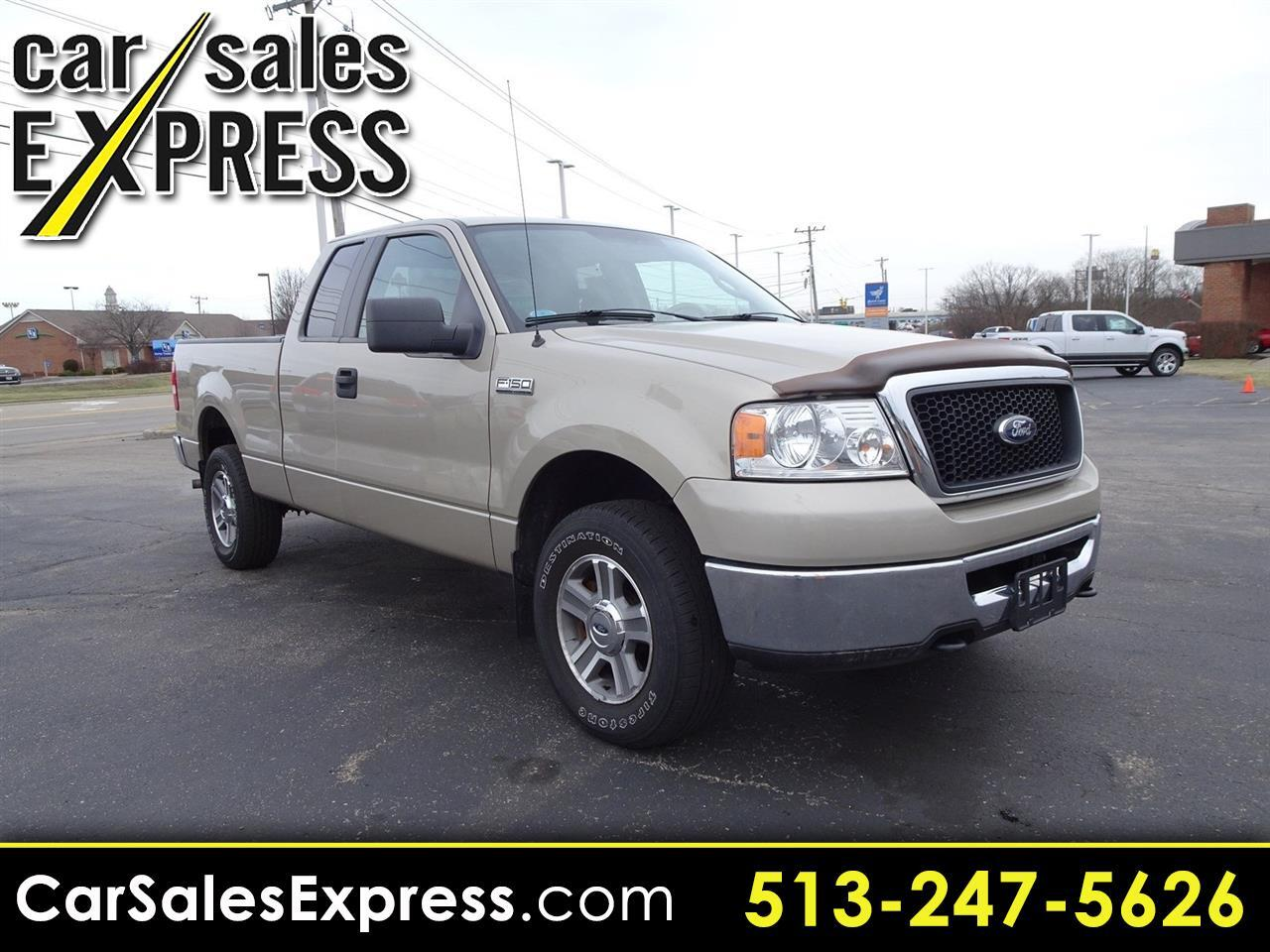 2007 Ford 150 XLT