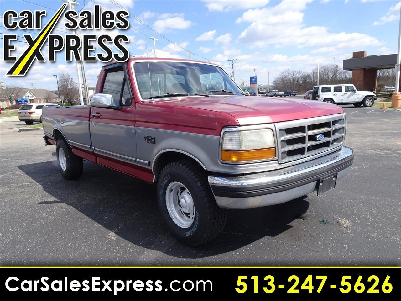 1995 Ford 150