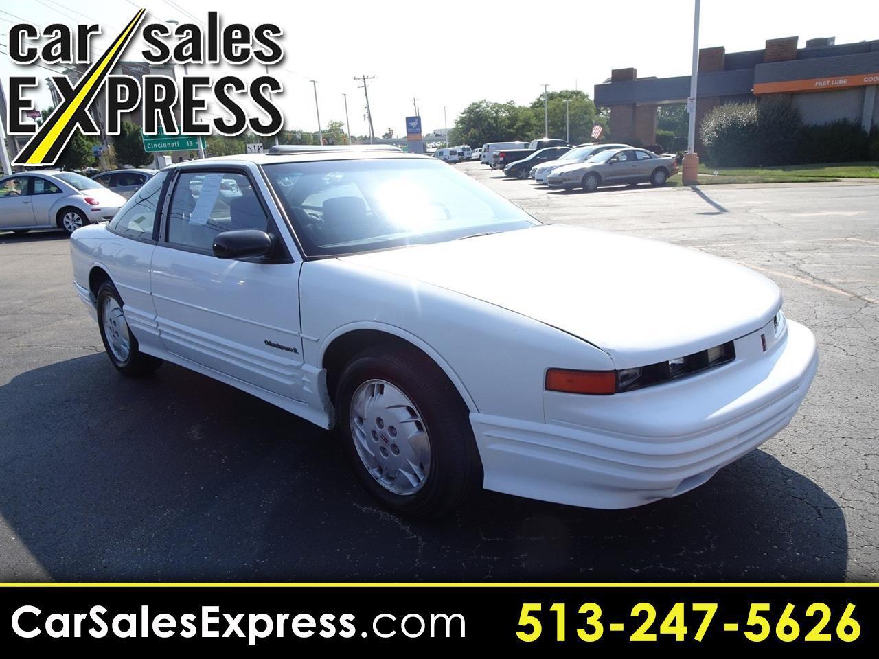 1994 Oldsmobile Cutlass Supreme Supreme