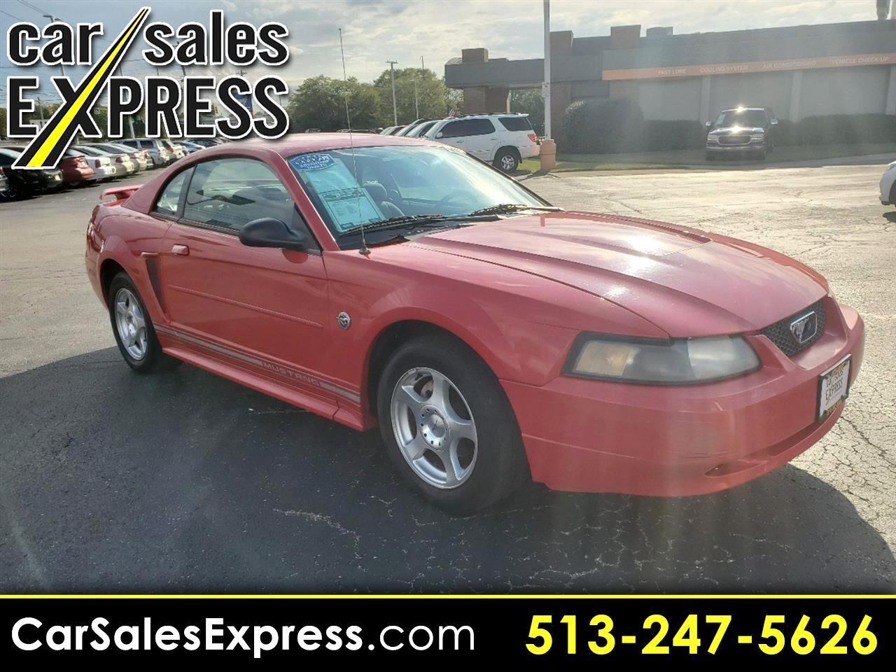 2004 Ford Mustang V6