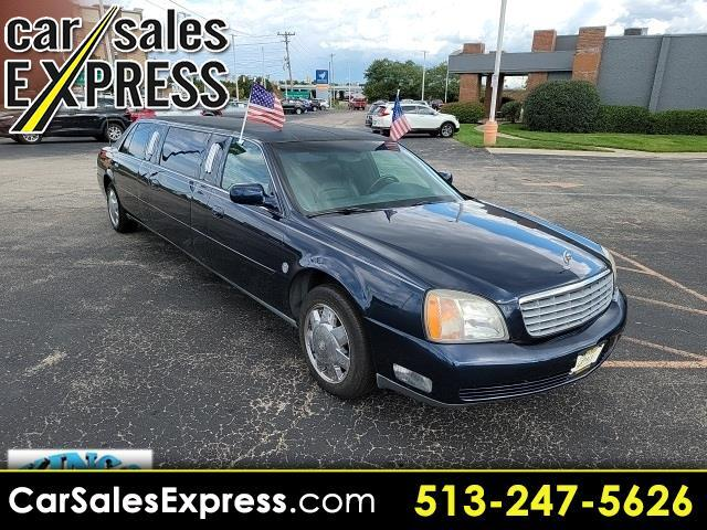 Cadillac DeVille Professional  2001