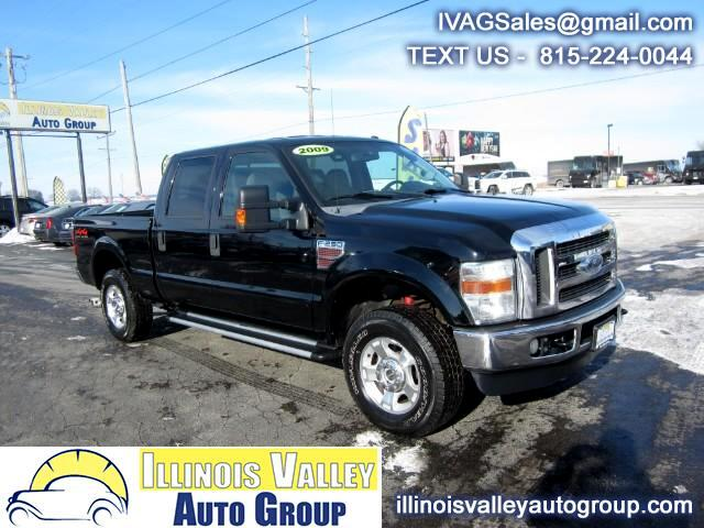 2009 Ford F-250 SD XLT Crew Cab Short Bed 4WD