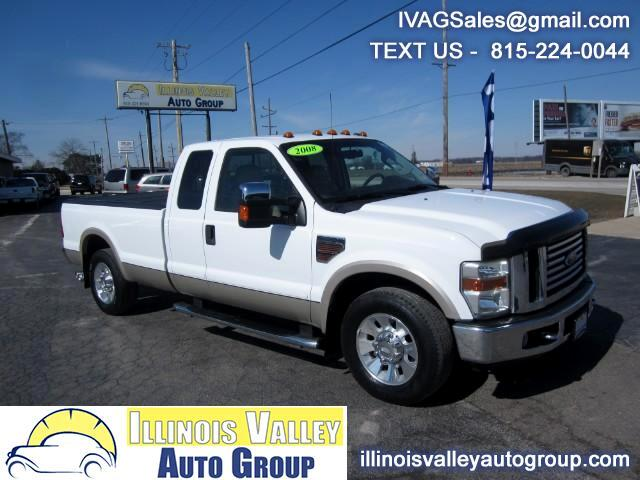 2008 Ford F-250 SD Lariat SuperCab Long Bed 2WD