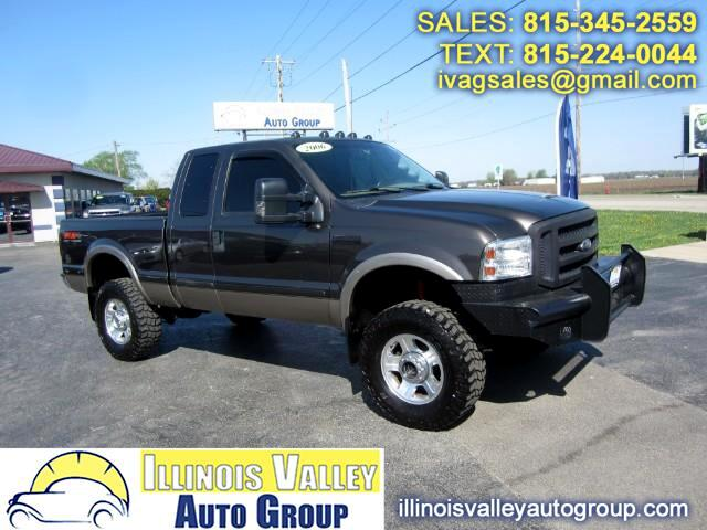 2006 Ford F-350 SD Lariat SuperCab Short Bed 4WD