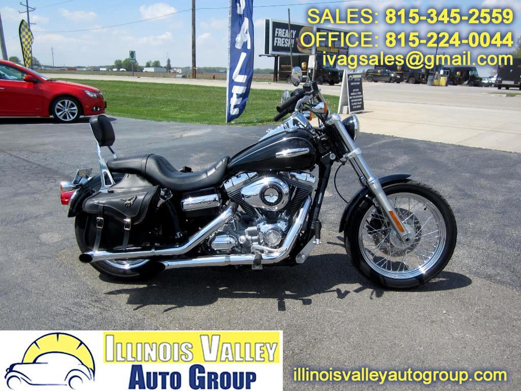 2009 Harley-Davidson FXDC SUPERGLIDE CUSTOM