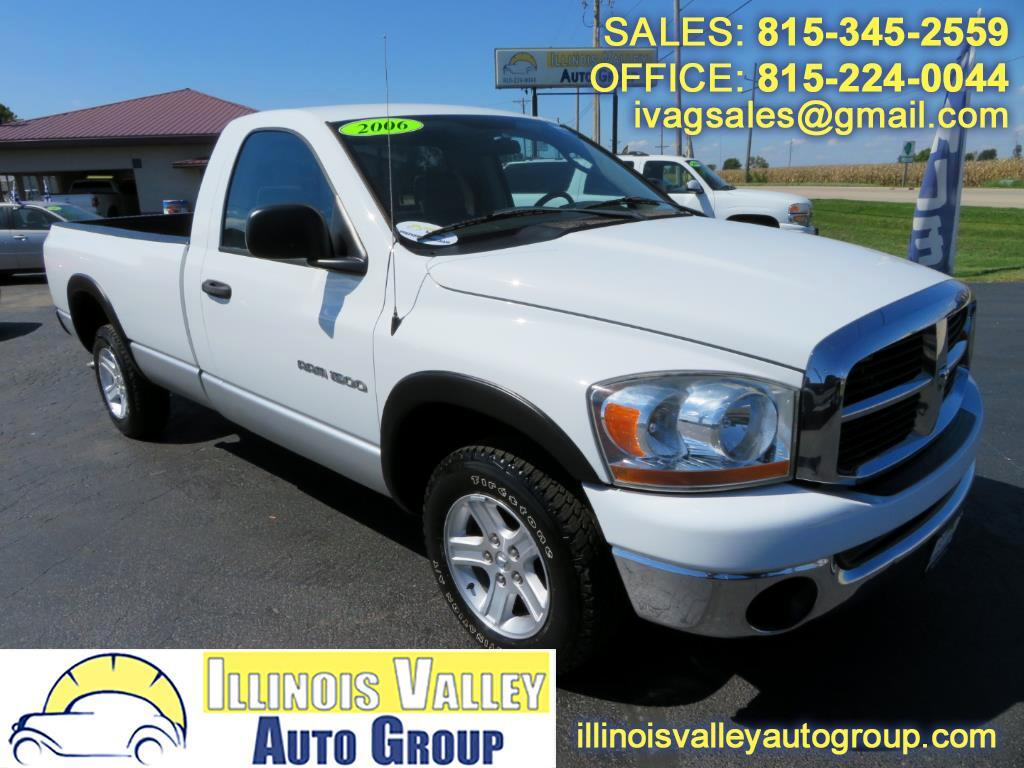 2006 Dodge Ram 1500 SLT Reg Cab Long Bed 2WD