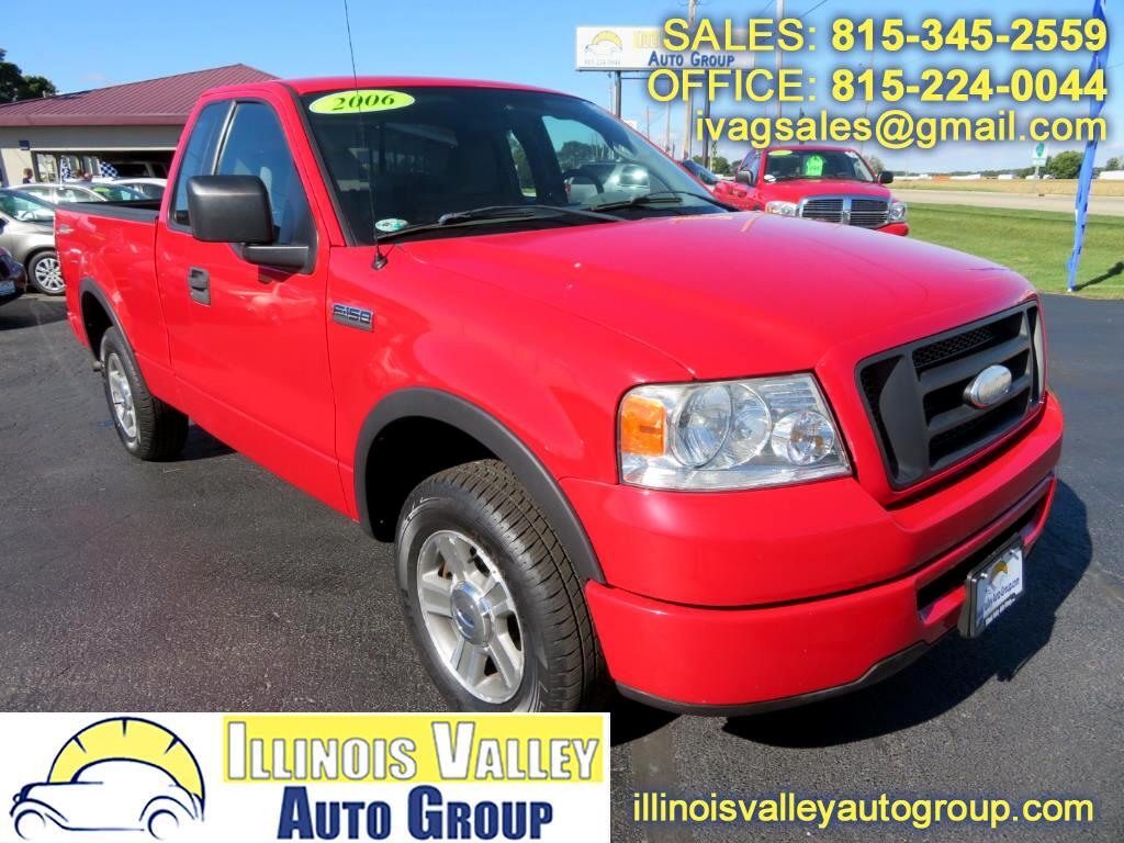 2006 Ford F-150 XL Reg Cab Short Bed 2WD