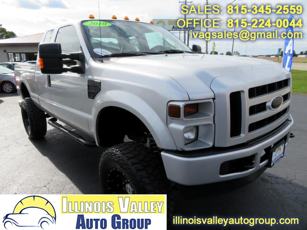 2010 Ford F-250 SD XL SuperCab Short Bed 4WD