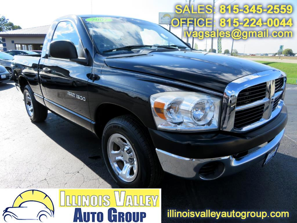 2007 Dodge Ram 1500 ST Reg Cab Short Bed 2WD