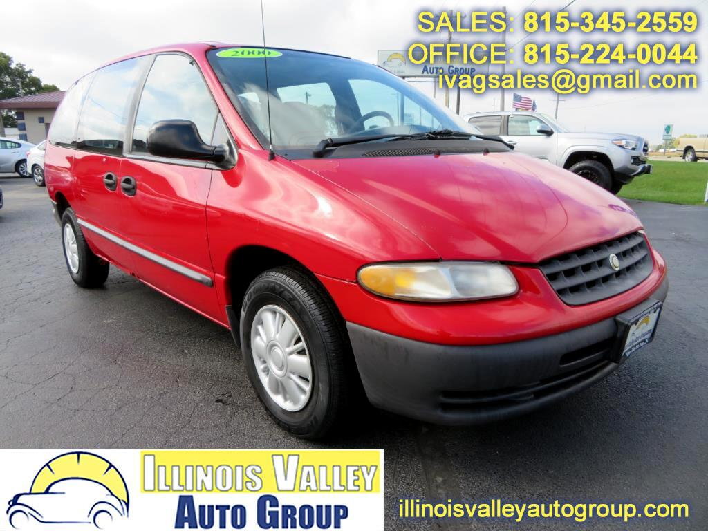 2000 Chrysler Grand Voyager Base