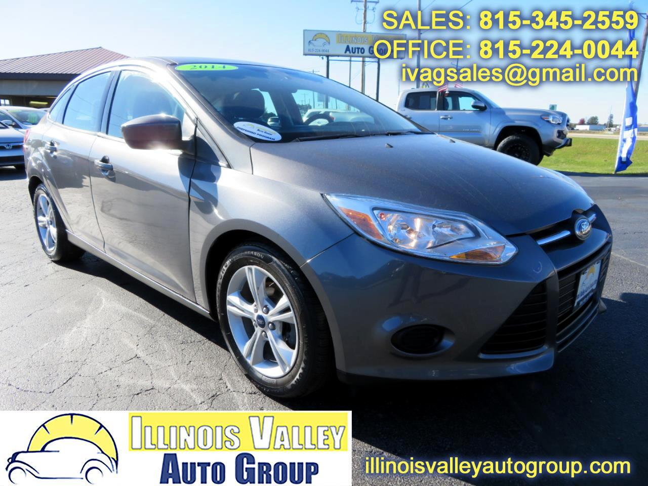 Used Cars For Sale Peru Il 61354 Illinois Valley Auto Group 2010 Chevrolet Impala Fuel Filter 2014 Ford Focus Se Sedan