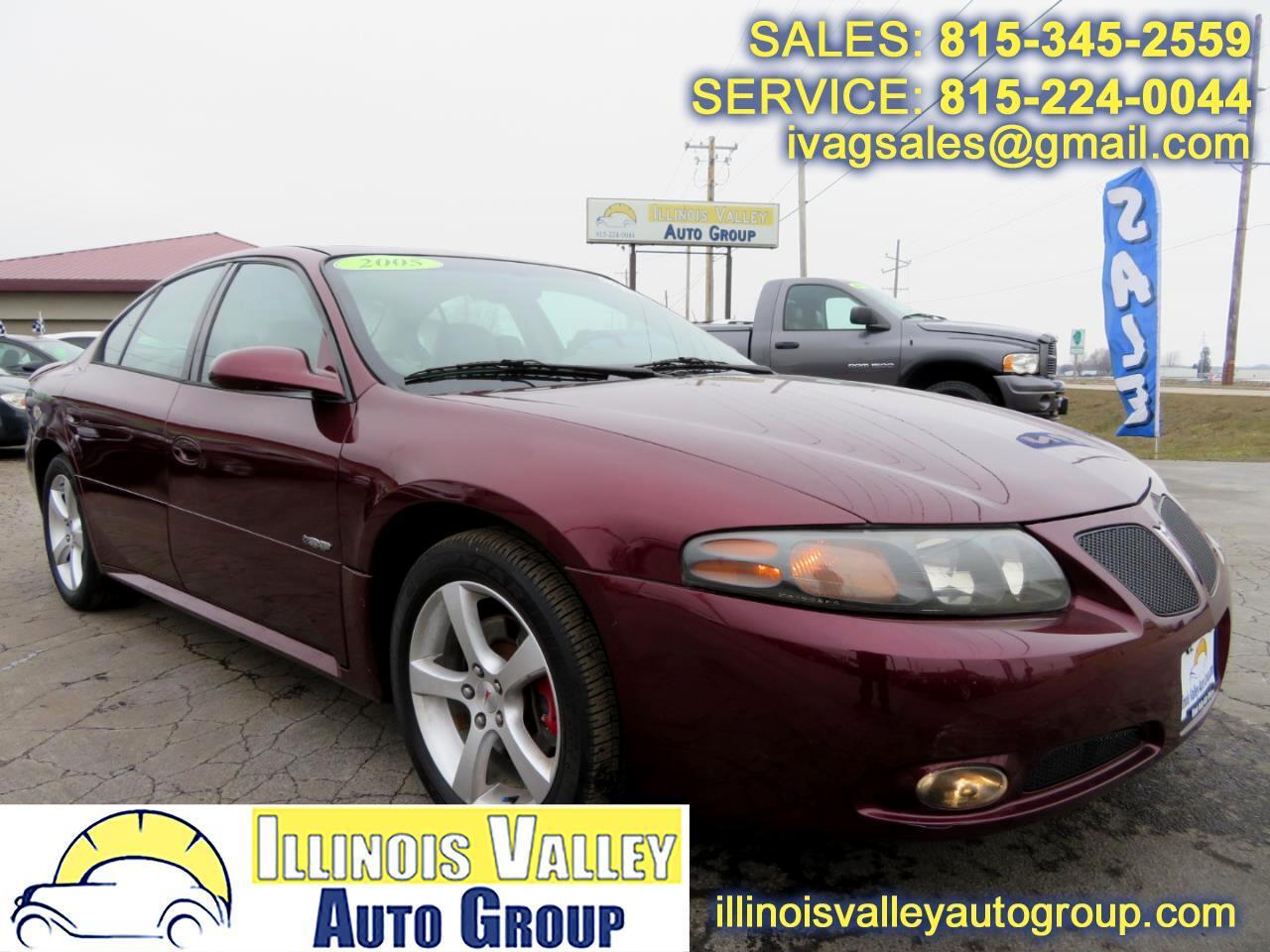 2005 Pontiac Bonneville GXP