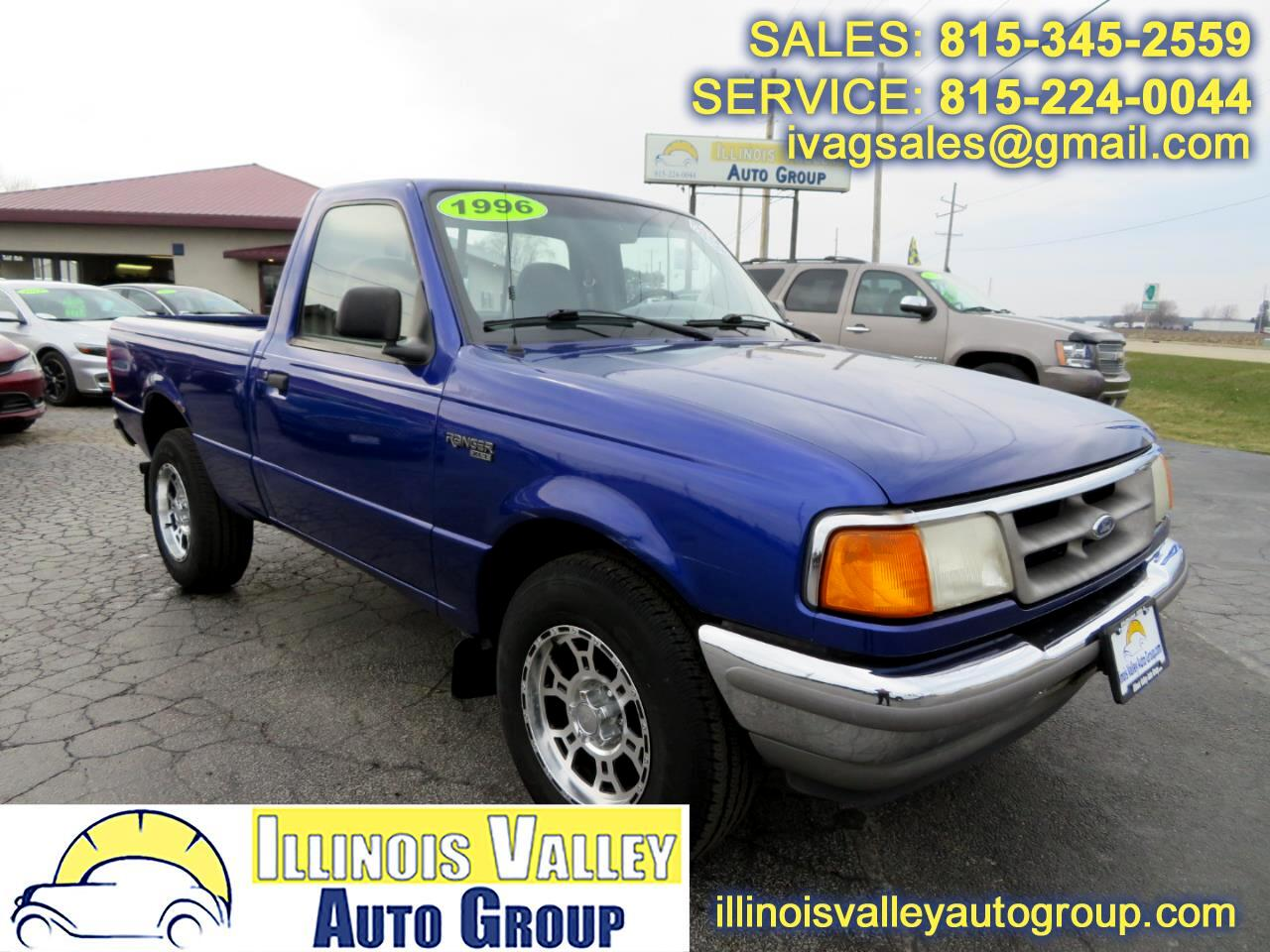 1996 Ford Ranger XLT Reg. Cab Short Bed 2WD