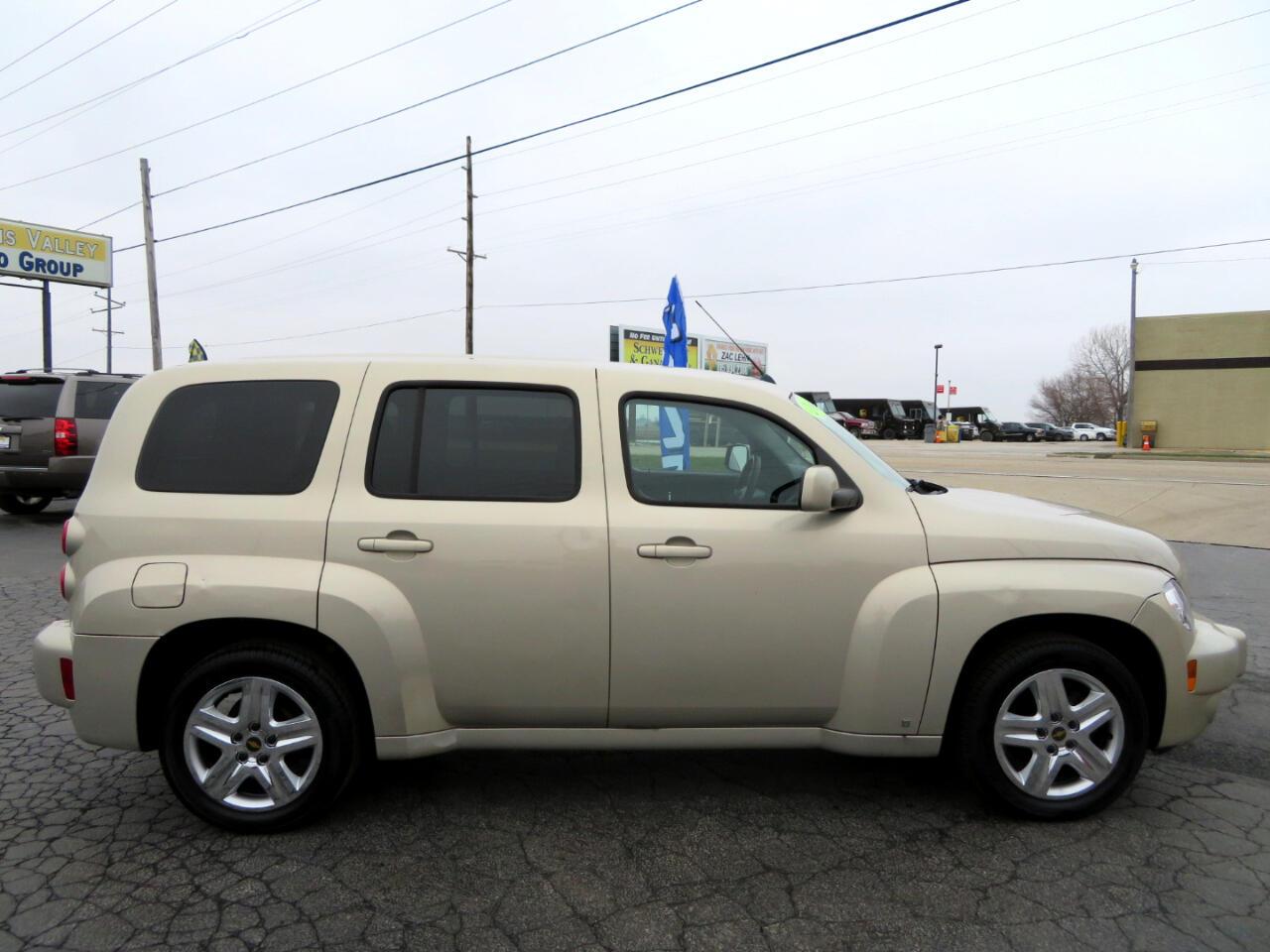 2009 Chevrolet HHR LT1