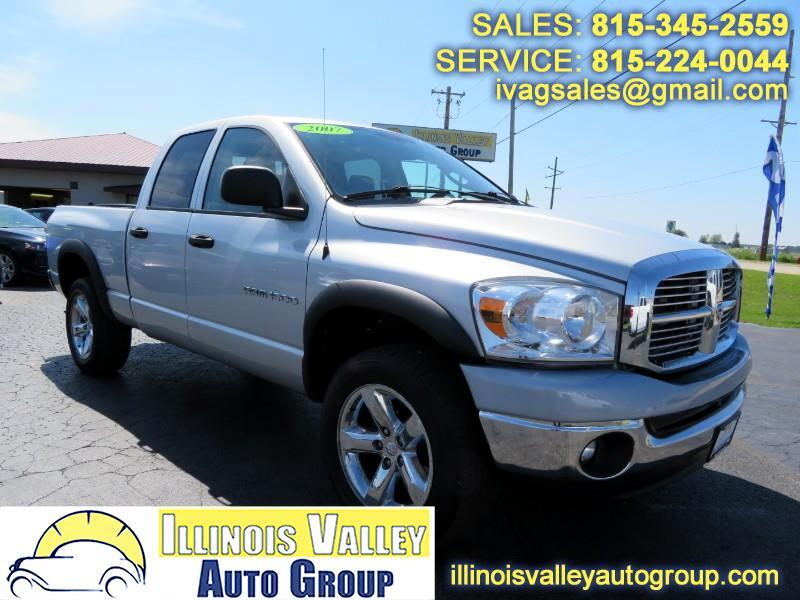 2007 Dodge Ram 1500 SLT Quad Cab Short Bed 4WD