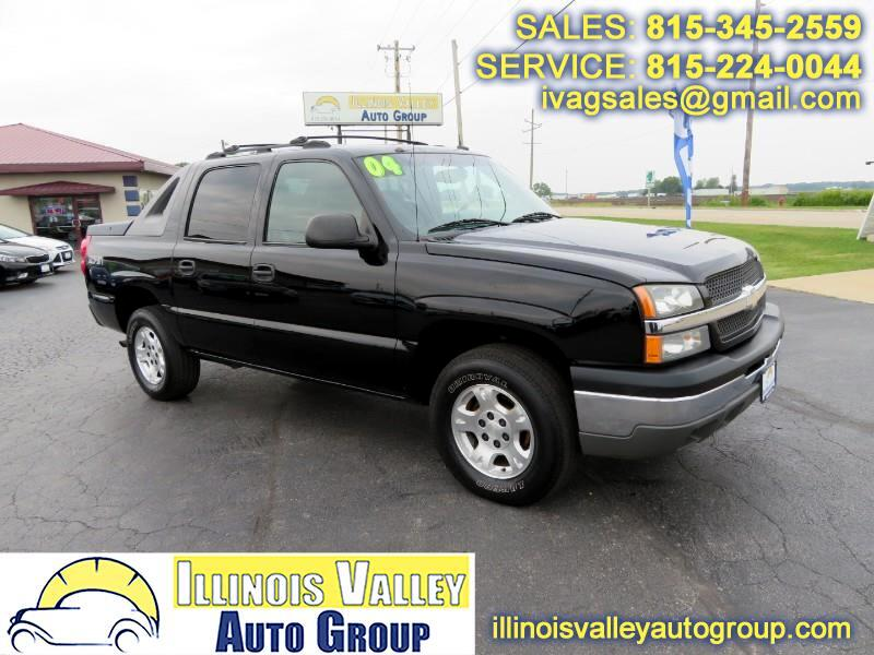 2004 Chevrolet Avalanche LT 1500 4WD
