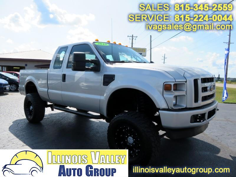 Ford F-250 SD XL SuperCab Short Bed 4WD 2010