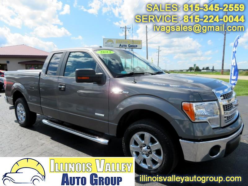 Ford F-150 XLT SuperCab 2WD 2013