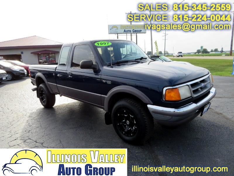 1997 Ford Ranger XL SuperCab 4WD