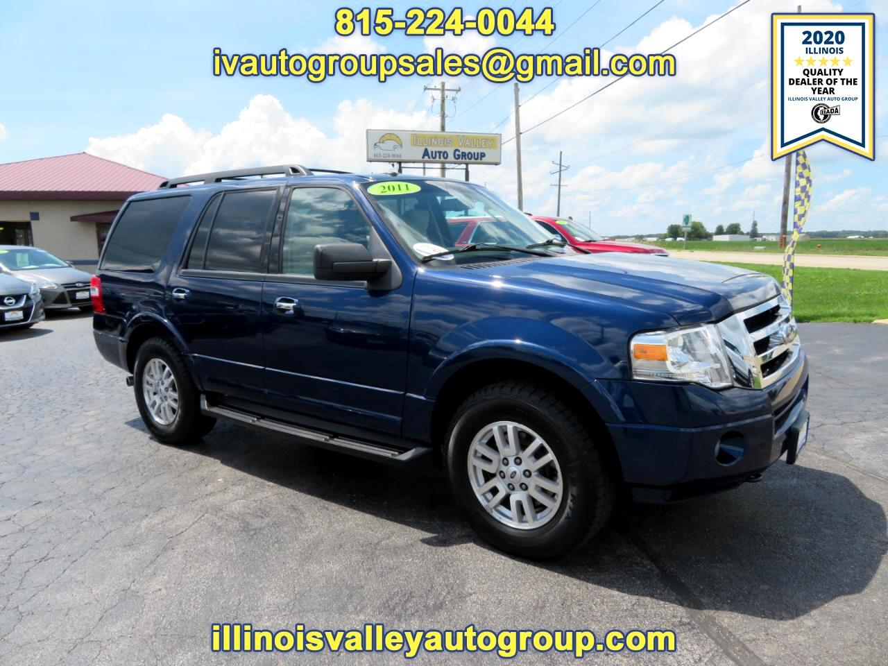 Ford Expedition XLT 4WD 2011