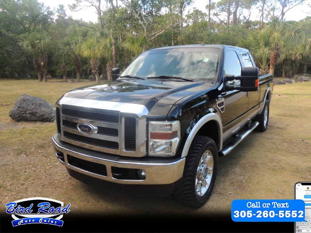 2010 Ford F-250 SD FX4 Crew Cab Regular Bed 4WD