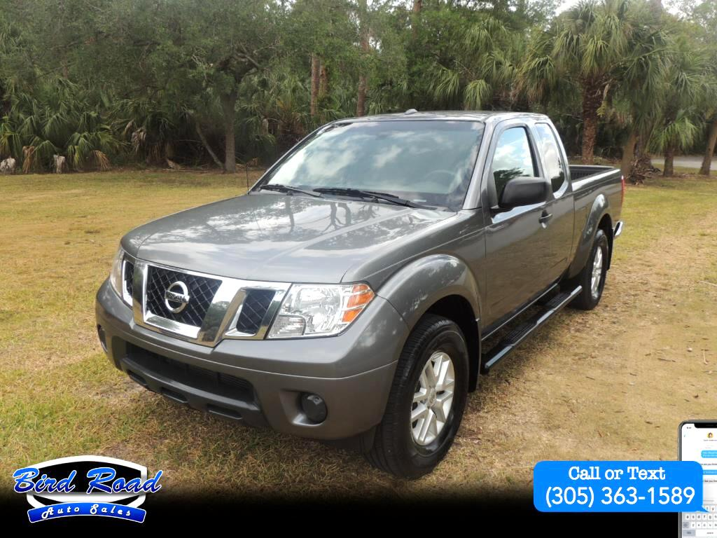 2017 Nissan Frontier SV King Cab I4 5MT 2WD