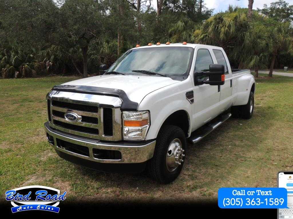 2009 Ford F-350 SD FX4 Crew Cab Long Bed DRW 4WD