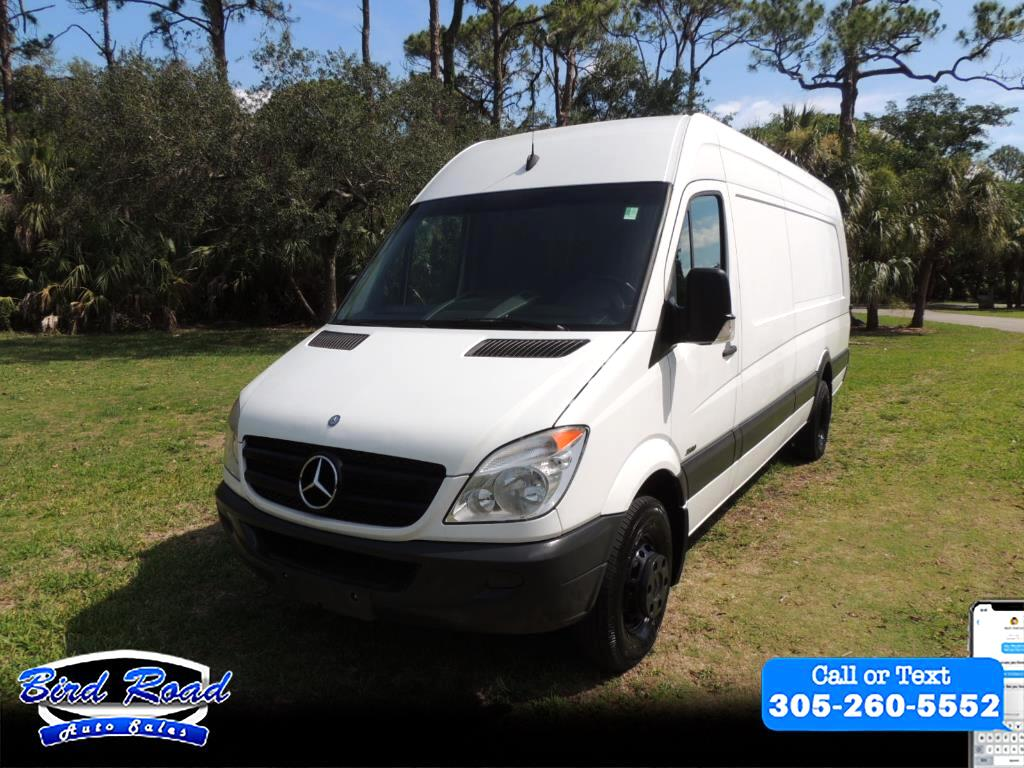 2012 Mercedes-Benz Sprinter 3500 High Roof 170-in. WB