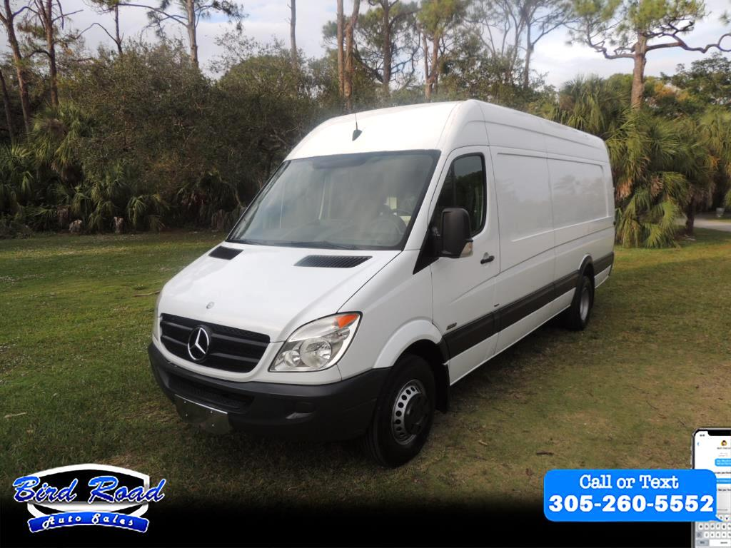 2013 Mercedes-Benz Sprinter 3500 High Roof 170-in. WB