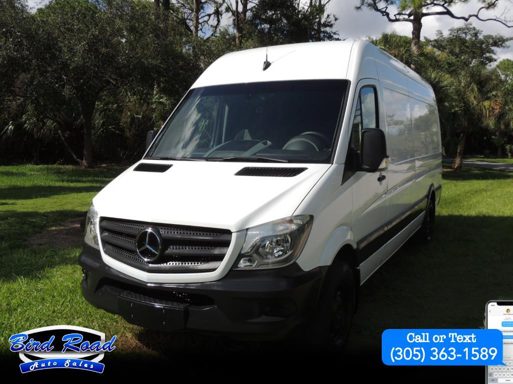 2017 Mercedes-Benz Sprinter 2500 High Roof 170-in. WB