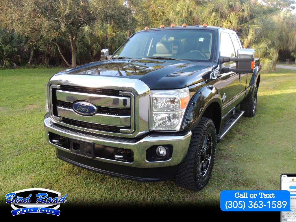 2015 Ford F-350 SD FX4 SuperCab 4WD