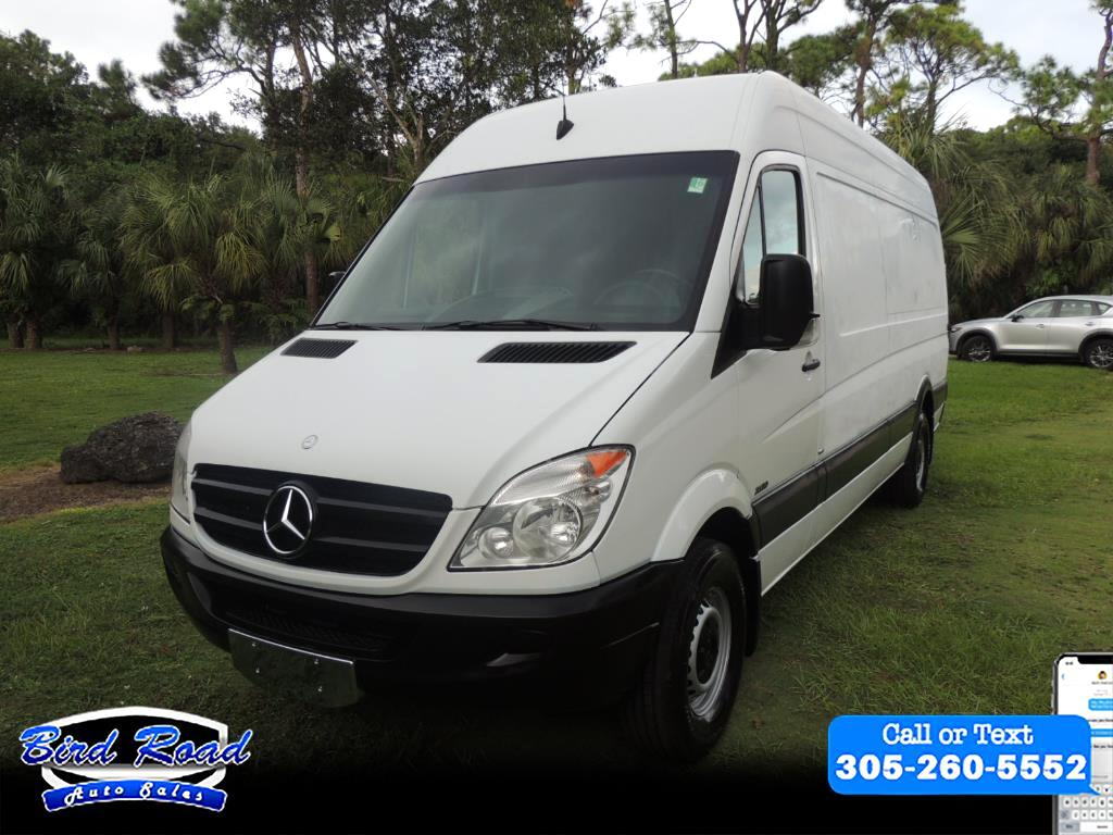 2013 Mercedes-Benz Sprinter 2500 170-in. WB