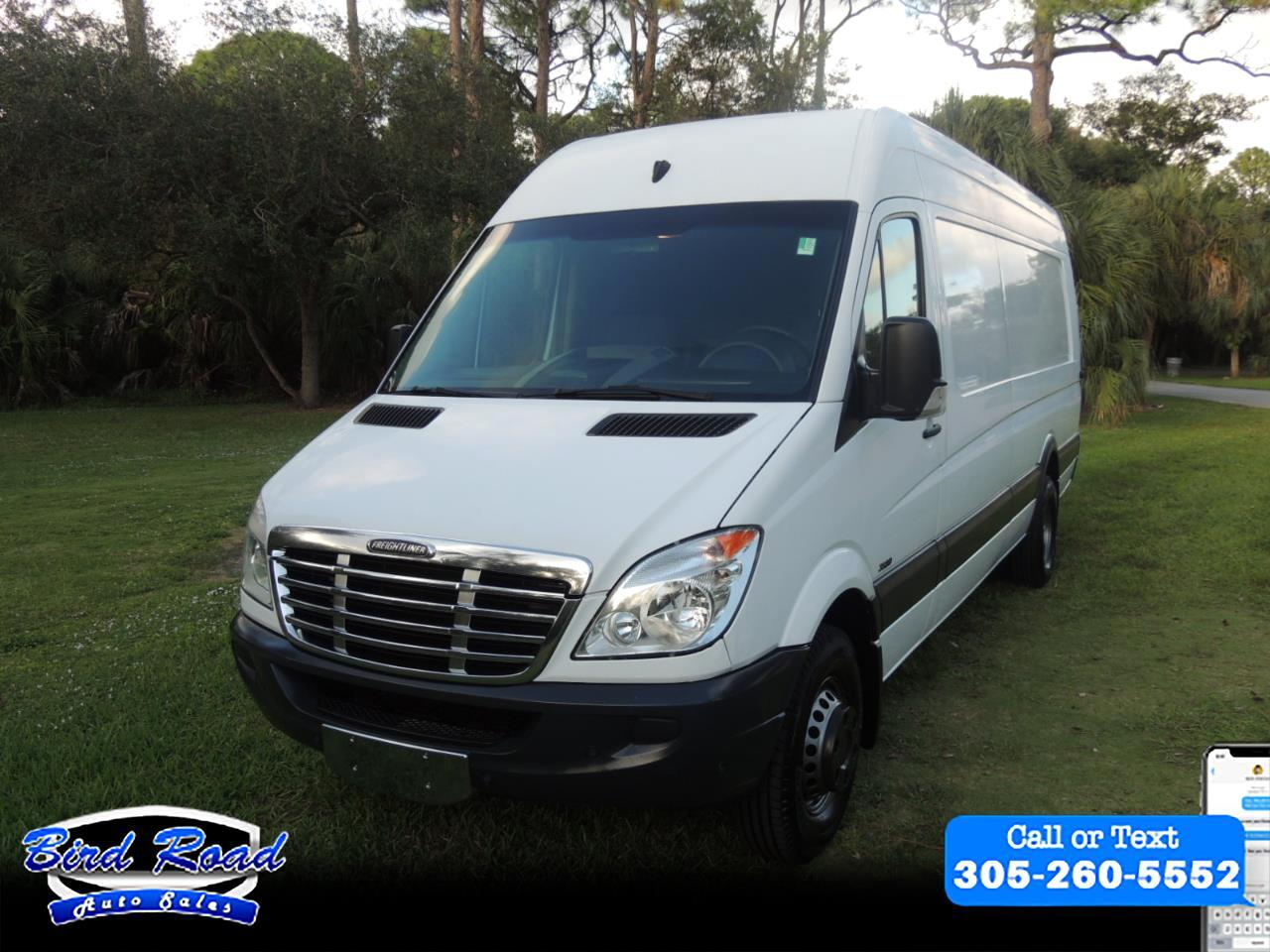 2013 Mercedes-Benz Sprinter 3500 High Roof 170-in. WB EXT