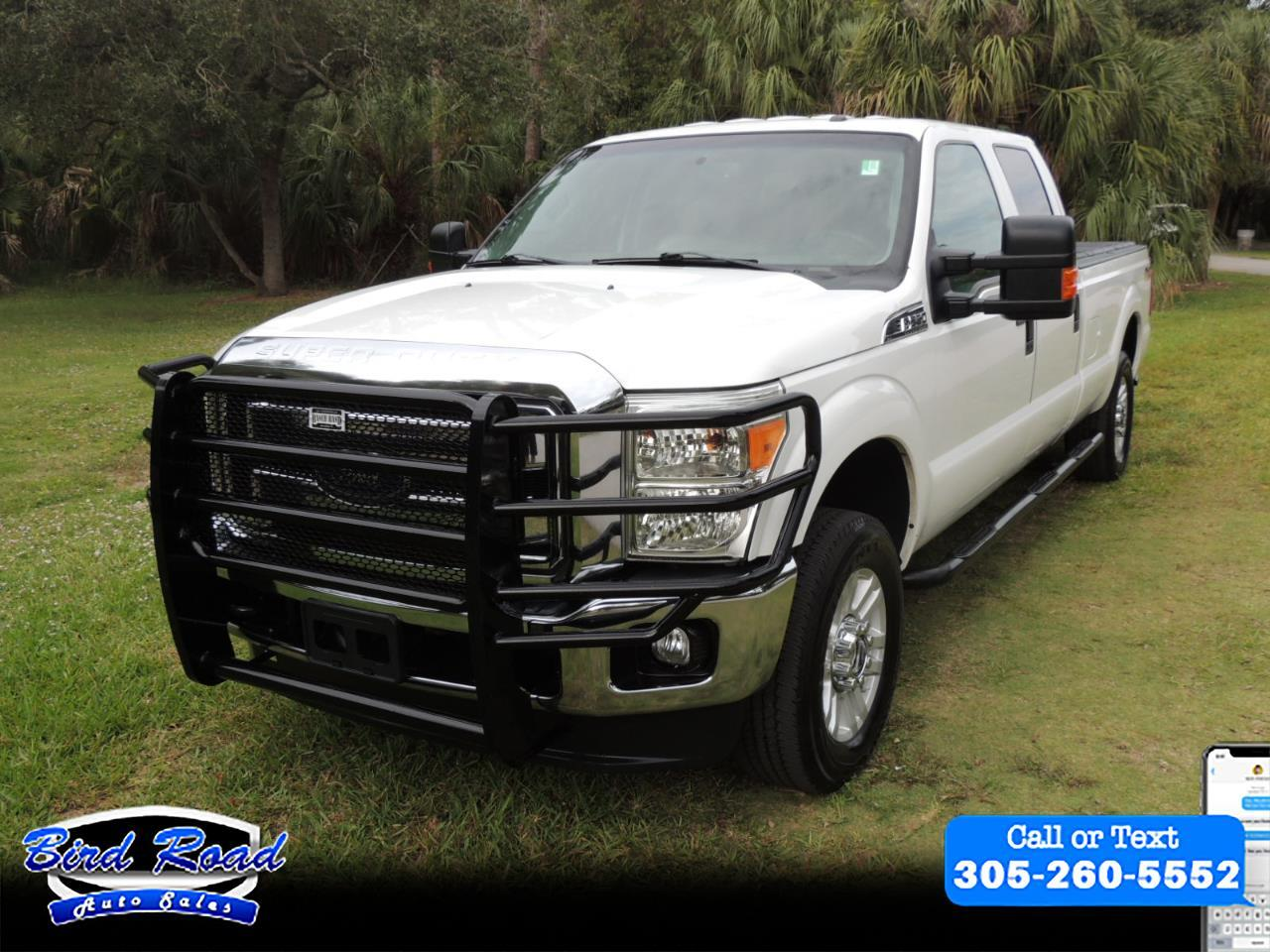 2015 Ford F-250 SD FX4 SuperCab 4WD