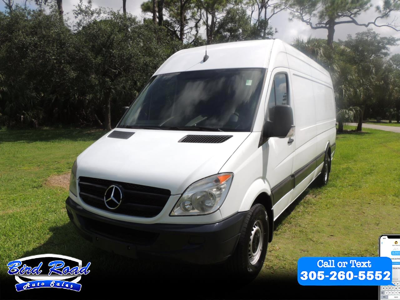 2012 Mercedes-Benz Sprinter 2500 High Roof 170-in. WB EXT