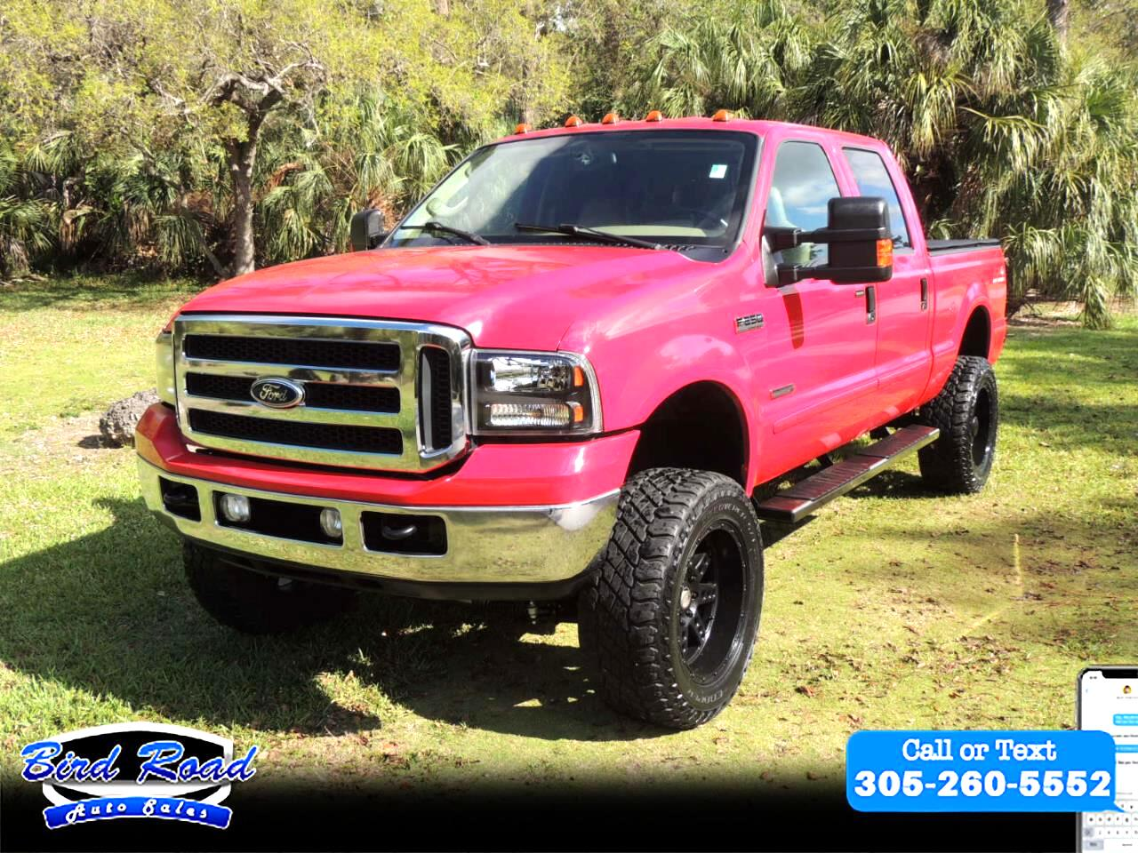 2006 Ford F-250 SD LARIAT FX4 4WD