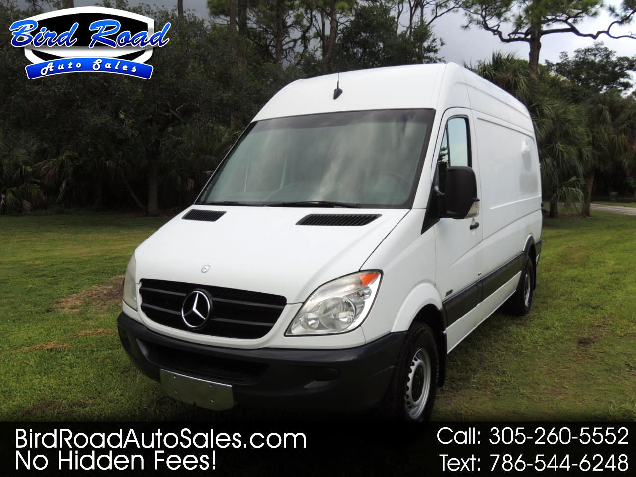 "Mercedes-Benz Sprinter 2500 144"" 2013"