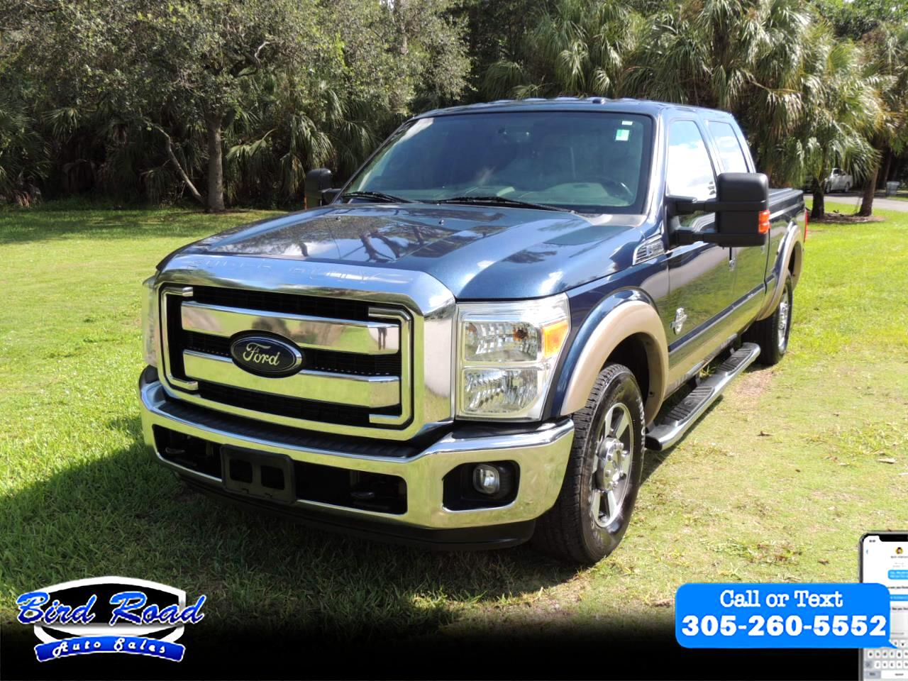 2014 Ford F-250 SD